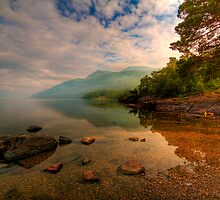 Lomond Light by Karl Williams