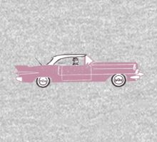 Pink Cadillac Kids Clothes