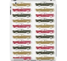 Cadillac Fleet iPad Case/Skin
