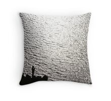 Just a Drop Throw Pillow