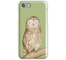Tawny Owl iPhone Case/Skin