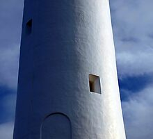 Aireys Lighthouse twisted by Rebelle