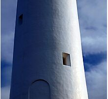 Aireys Lighthouse twisted Photographic Print