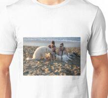 12. Stevie & Vivian & their Malamutes Unisex T-Shirt