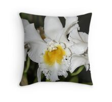 Your Mother's Corsage Throw Pillow