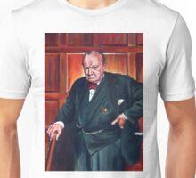 Churchill Unisex T-Shirt