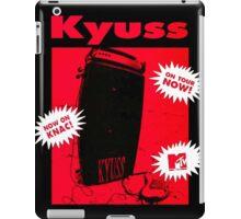 KYUSS STONER ROCK QOTSA  iPad Case/Skin