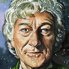 Doctor Who: Jon Pertwee by marksatchwillart