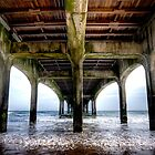 Pier HDR by igotmeacanon
