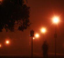 Misty Walk by jwjanie