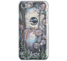 Alien Seed iPhone Case/Skin