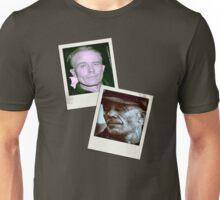 Ed Gein Double Photo Stack Unisex T-Shirt