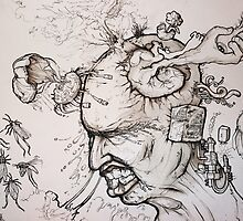 Frustration by Tancredi Trugenberger