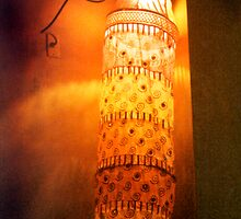 Coffeehouse Lamp by Jay Gross
