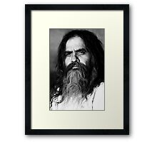 Baba Ram Singh  - I Framed Print