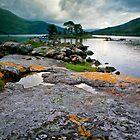 Eilean Uisneachan by Thomas Fitzgerald