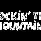 Rockin' the Mountains Vintage White by theshirtshops