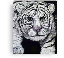 Tabitha-Wild Cubs Series #2 Canvas Print