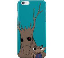 Rocket & Groot iPhone Case/Skin
