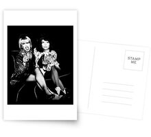 Absolutely Fabulous Postcards