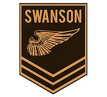 Parks and Recreation - Swanson Ranger Club Photographic Print