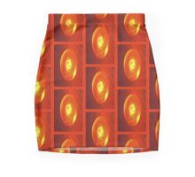 SPACE LOZENGE-OUT OF THIS WORLD Mini Skirt