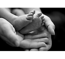Precious handful of hope Photographic Print