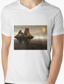 Futura Nostra? Mens V-Neck T-Shirt