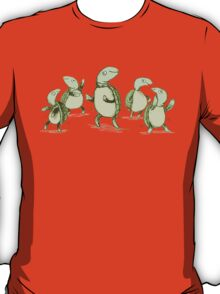 Dancing Turtles T-Shirt