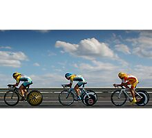 ARMSTRONG Vs CONTADOR Photographic Print