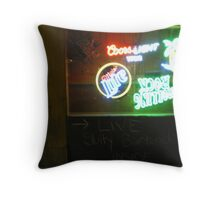 Bartender Throw Pillow