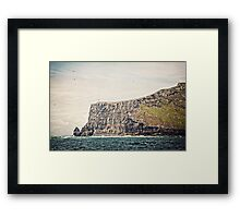 When Love Was Real Framed Print