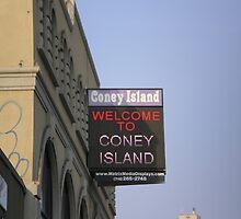 Coney Island by Legedene