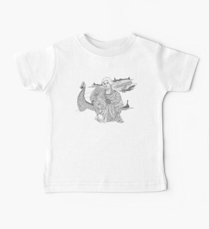 Lost Knight Baby Tee