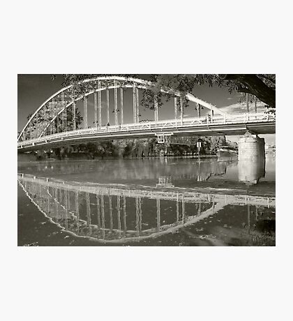Flooded Photographic Print