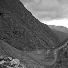 Mountain Pass 2 by WatscapePhoto