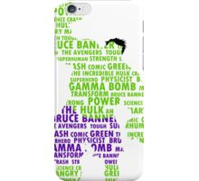 The HULK iPhone Case/Skin