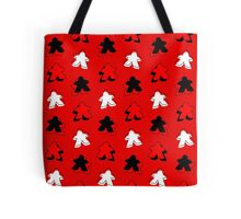 I Call The Red Meeple Tote Bag