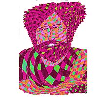 Jerry Garcia 2 Photographic Print