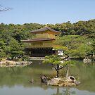 Ryoan-Ji Temple by Paul Coia