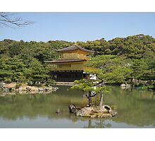 Ryoan-Ji Temple Photographic Print