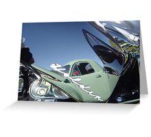 Holden Jigsaw Greeting Card