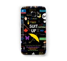 How I Met Your Mother. Samsung Galaxy Case/Skin