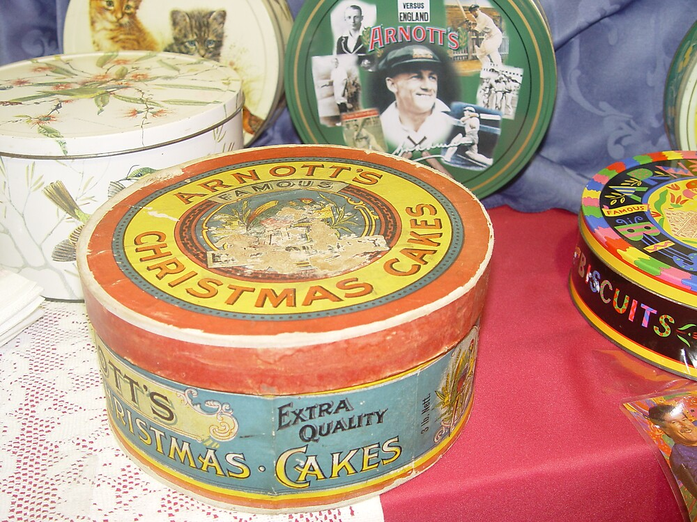 When Biscuits Came In Tins by Gary Kelly