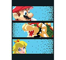 The good the Bad and the Princess Photographic Print