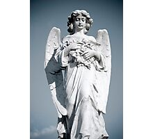 Grieving Angel Photographic Print