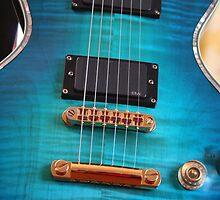 Guitar - figure by Joy Watson
