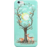 Listen to the Birds iPhone Case/Skin
