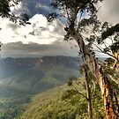 Govetts Leap # 2 by GailD