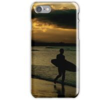 ~One Last Surf~ iPhone Case/Skin